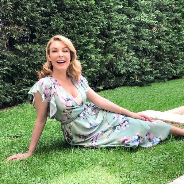 tatiana stefanidou, homepage image, Η Τατιάνα Στεφανίδου σε μικρή ηλικία