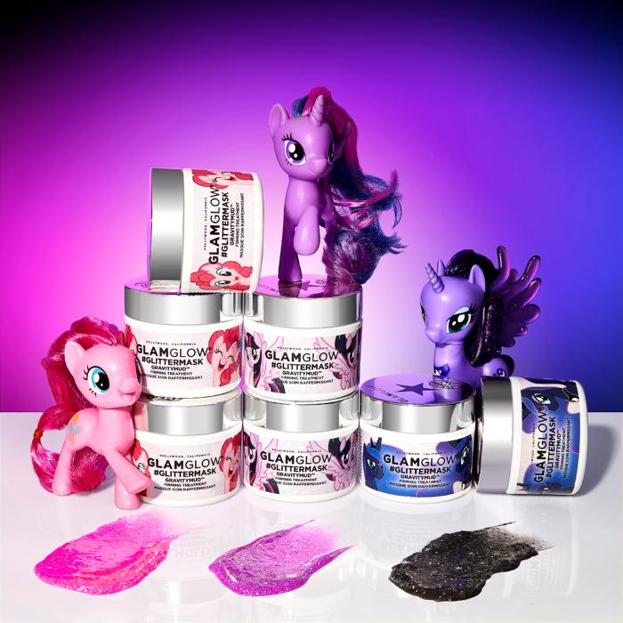GLAΜGLOW_MLP masks, My Little Pony