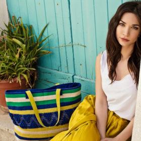 Carpisa Summer Collection 2018: H Κατερίνα Γερονικολού μας παρουσιάζει τις πιο stylish τσάντες του καλοκαιριού