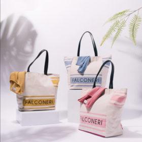 Κερδίστε μια καλοκαιρινή τσάντα με τις αγορές σας από το Falconeri