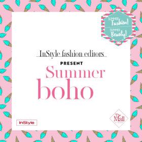 Δευτέρα 18/06: Summer boho στο Summer Fashion! Summer Beauty! @ The Mall Athens