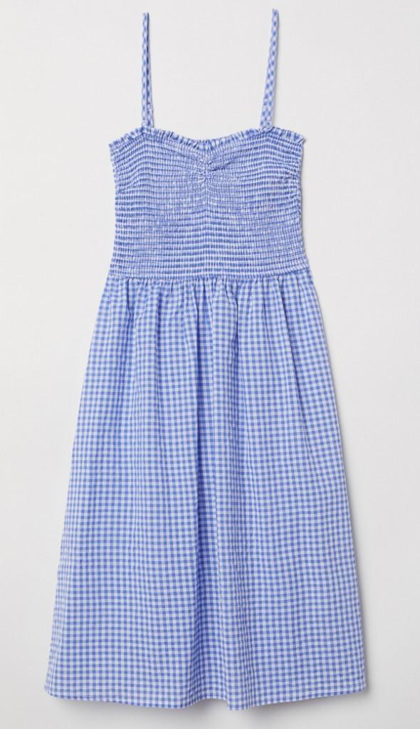 hm dress, το απόλυτο summer dress και κοστίζει μόλις €35