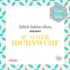 Τρίτη 19/06: Summer menswear στο Summer Fashion! Summer Beauty! @ The Mall Athens