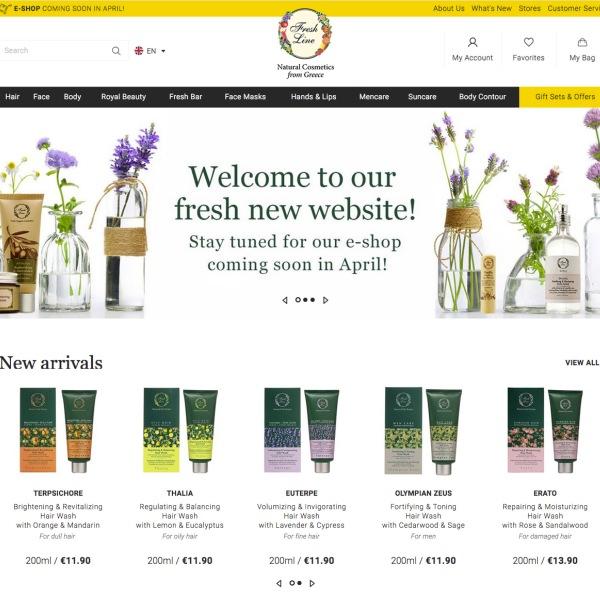 8853300783 Τα αγαπημένα σας ελληνικά beauty προϊόντα έχουν πλέον e-shop και μπορείτε  να τα αποκτήσετε και με αντικαταβολή - Ομορφιά