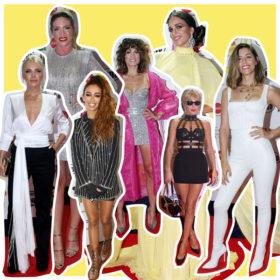 Mad Video Music Awards 2018: Τι φόρεσαν οι εγχώριες celebrities στο κόκκινο χαλί;