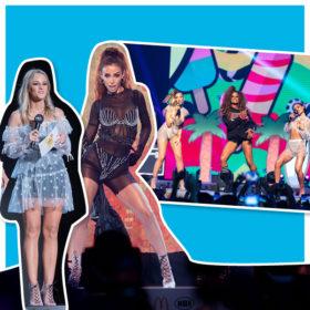 Τρεις celebrities φόρεσαν στα MAD Video Music Awards τα ίδια παπούτσια