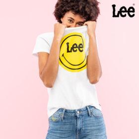 Η Lee συνεργάζεται με τη Smiley στην πιο χαρούμενη συλλογή της σεζόν