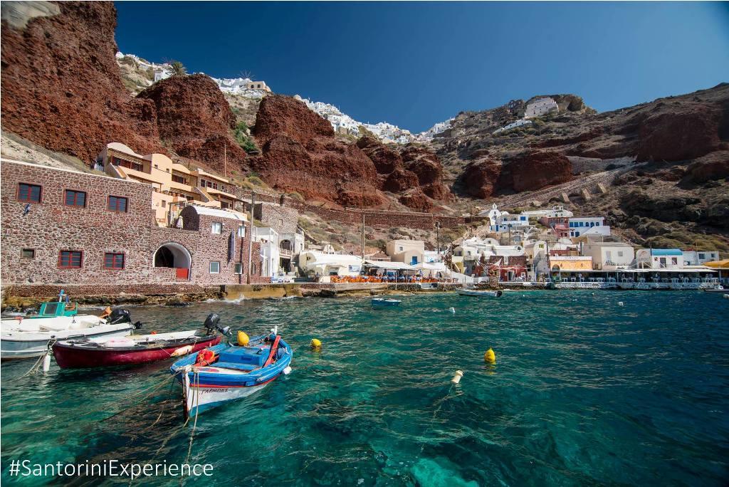 Η Σαντορίνη τον Οκτώβριο @ Santorini Experience by Elias Lefas