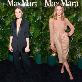 Δείτε μερικές απο τις αγαπημένες μας εμφανίσεις από το μεγάλο event της Max Mara