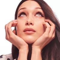 Bella-Hadid, eyelashes, lashes