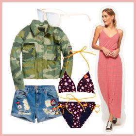 Τρία streetwear σύνολα που θα φοράτε συνέχεια το καλοκαίρι