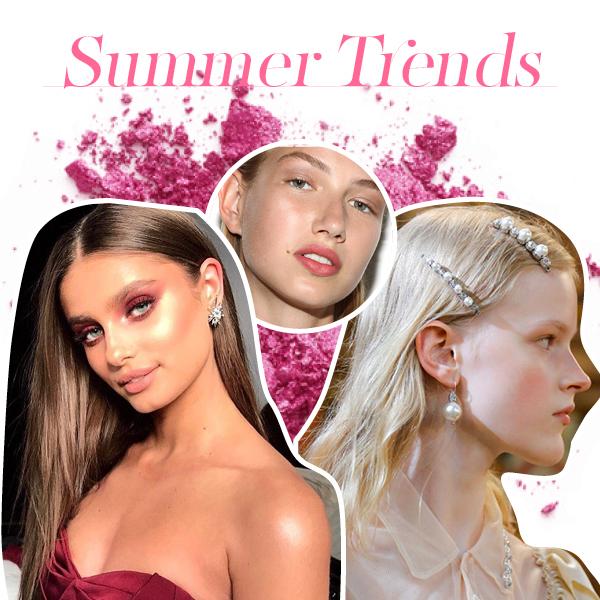 Τα beauty trends που θα βλέπετε παντού φέτος το καλοκαίρι