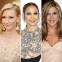 Τρεις huge σταρ του Hollywood, ένα μυστικό ομορφιάς!
