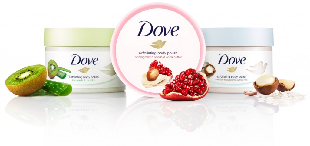 Dove_Exfoliating Scrubs