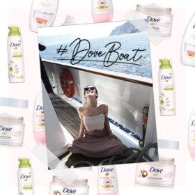 #DoveBoat: Η beauty editor πήγε στην Αίγινα και ανακάλυψε τα απαραίτητα προϊόντα για το καλοκαίρι