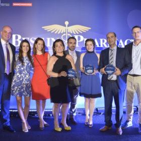 Uni-pharma και InterMed ξεχώρισαν στα βραβεία Best in Pharmacy 2018