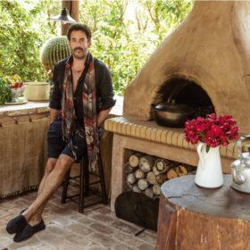 Πάνος Καλλίτσης: Δείτε την εξοχική κατοικία του celebrity hair stylist