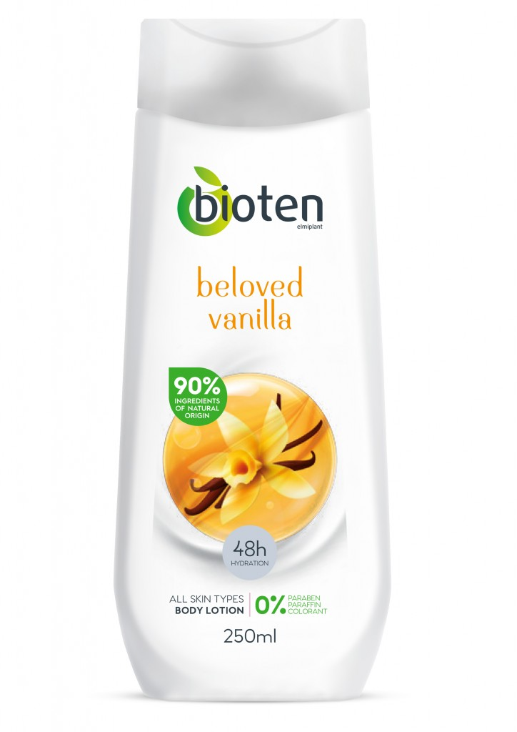 bioten - beloved-vanilla-250ml