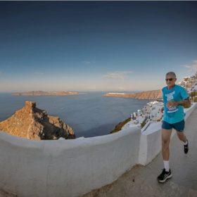 Απαιτητικές διαδρομές στο Santorini Experience