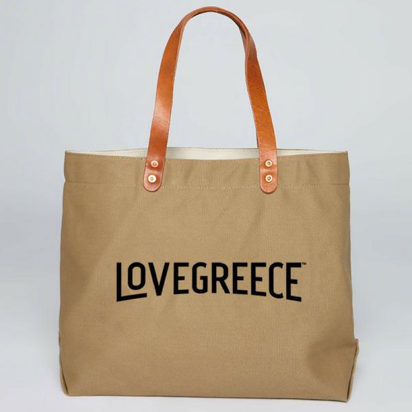 Lovegreece 3 - Khaki Black