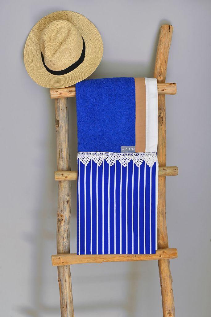 Minoan Crete petra beach towels