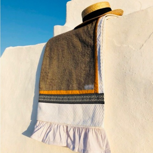 Oia petra beach towels homepage 600 X 600