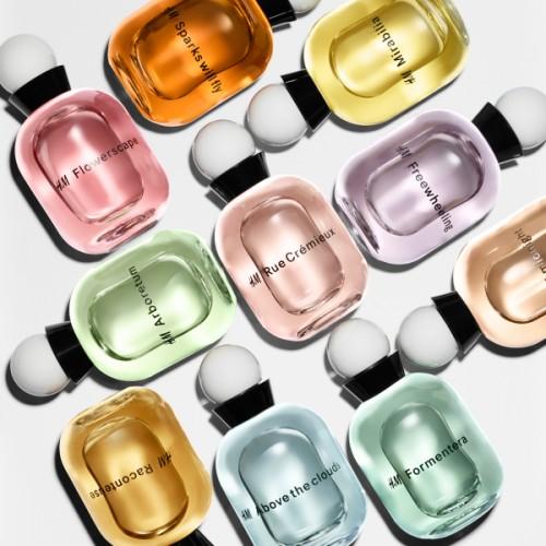 h&m perfumes homepage