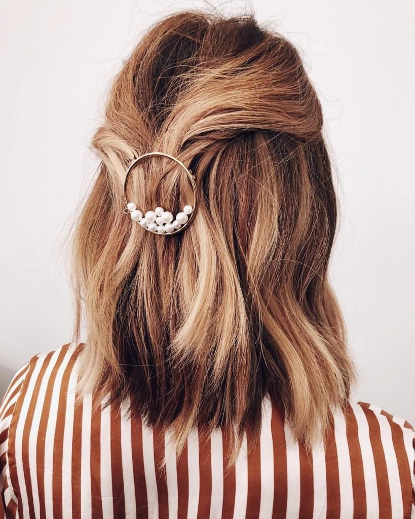 kristin ess lucy hale, #HairGoals: 10 ιδέες για εντυπωσιακά χτενίσματα από την αγαπημένη hairstylist του Hollywood