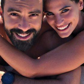 Χριστίνα Μπόμπα – Σάκης Τανιμανίδης: Οι υπέροχες φωτογραφίες τους λίγο πριν το γάμο