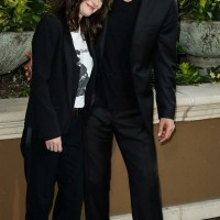 BEVERLY HILLS, LOS ANGELES, CA, USA - AUGUST 18: Photo Call For Regatta's 'Destination Wedding' held at the Four Seasons Hotel Los Angeles at Beverly Hills on August 18, 2018 in Beverly Hills, Los Angeles, California, United States. (Photo by Xavier Collin/Image Press Agency/Splash News) Pictured: Winona Ryder,Keanu Reeves Ref: SPL5016972 180818 NON-EXCLUSIVE Picture by: Xavier Collin/Image Press Agency/Splash News / SplashNews.com Splash News and Pictures Los Angeles: 310-821-2666 New York: 212-619-2666 London: 0207 644 7656 Milan: +39 02 4399 8577 Sydney: +61 02 9240 7700 photodesk@splashnews.com World Rights