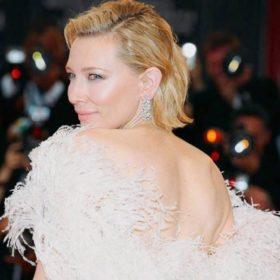 Η καθηλωτική εμφάνιση της Cate Blanchett στο φεστιβάλ της Βενετίας!