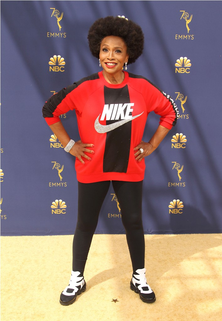 2018 Emmy Awards - Los Angeles  Pictured: Jenifer Lewis Ref: SPL5025246 170918 NON-EXCLUSIVE Picture by: Jen Lowery / SplashNews.com  Splash News and Pictures Los Angeles: 310-821-2666 New York: 212-619-2666 London: 0207 644 7656 Milan: +39 02 4399 8577 Sydney: +61 02 9240 7700 photodesk@splashnews.com  World Rights
