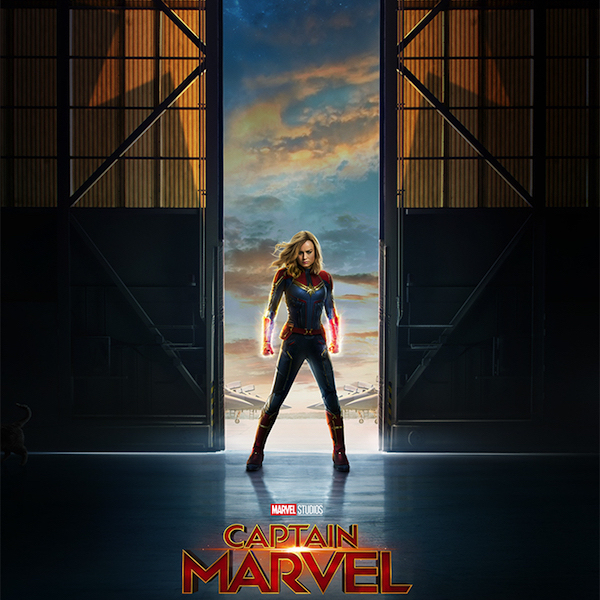 Captain Marvel homepage 600 X 600