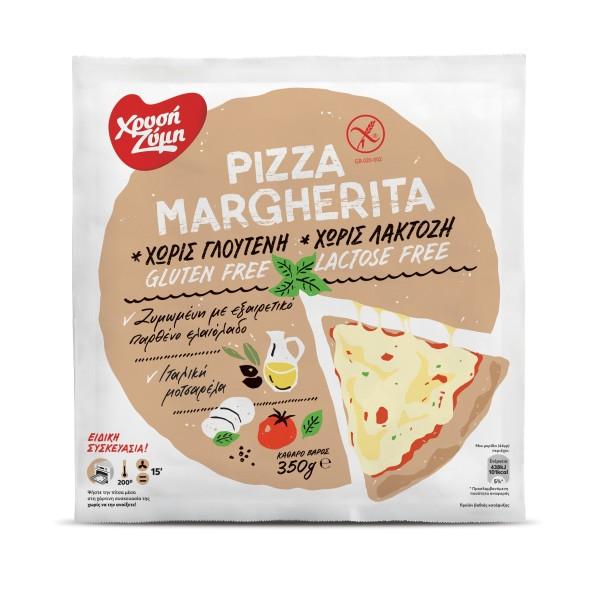 Pizza Gluten Free πίτσα
