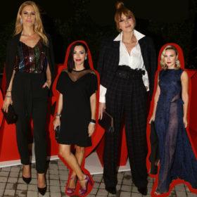 Τι φόρεσαν 32 celebrities στο party του ΟΚ