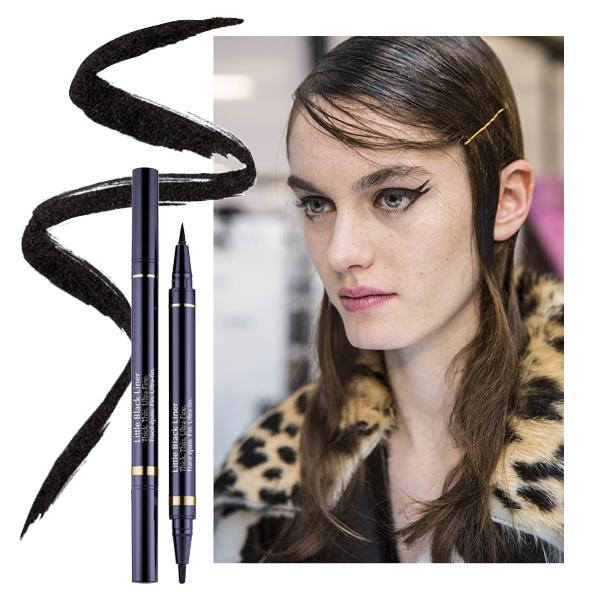 Black eyeliner makeup σειρά στο μακιγιάζ