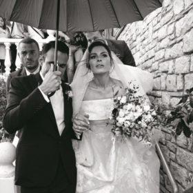 Μαρία Μενούνος: Ο λόγος που άργησε μιάμιση ώρα να πάει στον γάμο της!