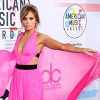 LOS ANGELES, CA, USA - OCTOBER 09: Jennifer Lopez wearing a Georges Chakra dress and Jimmy Choo shoes arrives at the 2018 American Music Awards held at the Microsoft Theatre L.A. Live on October 9, 2018 in Los Angeles, California, United States. (Photo by Xavier Collin/Image Press Agency/Splash News) Pictured: Jennifer Lopez Ref: SPL5032419 091018 NON-EXCLUSIVE Picture by: Xavier Collin/Image Press Agency/Splash News / SplashNews.com Splash News and Pictures Los Angeles: 310-821-2666 New York: 212-619-2666 London: 0207 644 7656 Milan: +39 02 4399 8577 Sydney: +61 02 9240 7700 photodesk@splashnews.com World Rights