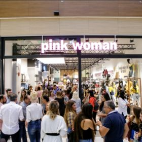 Το νέο concept store Pink Woman στο The Mall Athens είναι ο απόλυτος shopping προορισμός