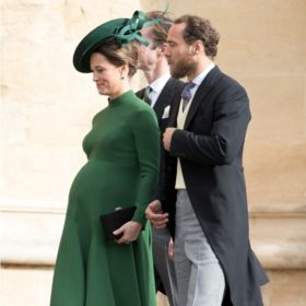 Breaking news: Γέννησε η Pippa Middleton
