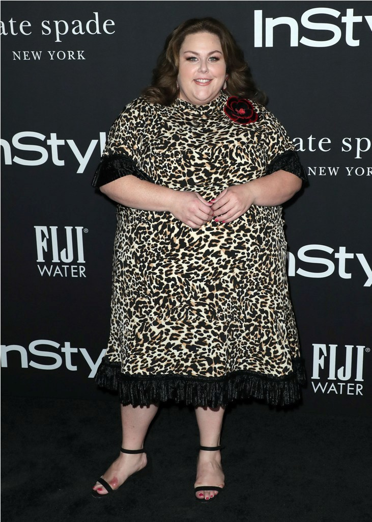 Celebrities at the 4th Annual InStyle Awards at The Getty Center in Los Angeles, CA.  Pictured: Chrissy Metz,Jennifer Aniston Ref: SPL5035653 221018 NON-EXCLUSIVE Picture by: SplashNews.com  Splash News and Pictures Los Angeles: 310-821-2666 New York: 212-619-2666 London: 0207 644 7656 Milan: +39 02 4399 8577 Sydney: +61 02 9240 7700 photodesk@splashnews.com  World Rights, No Austria Rights, No Germany Rights, No Switzerland Rights