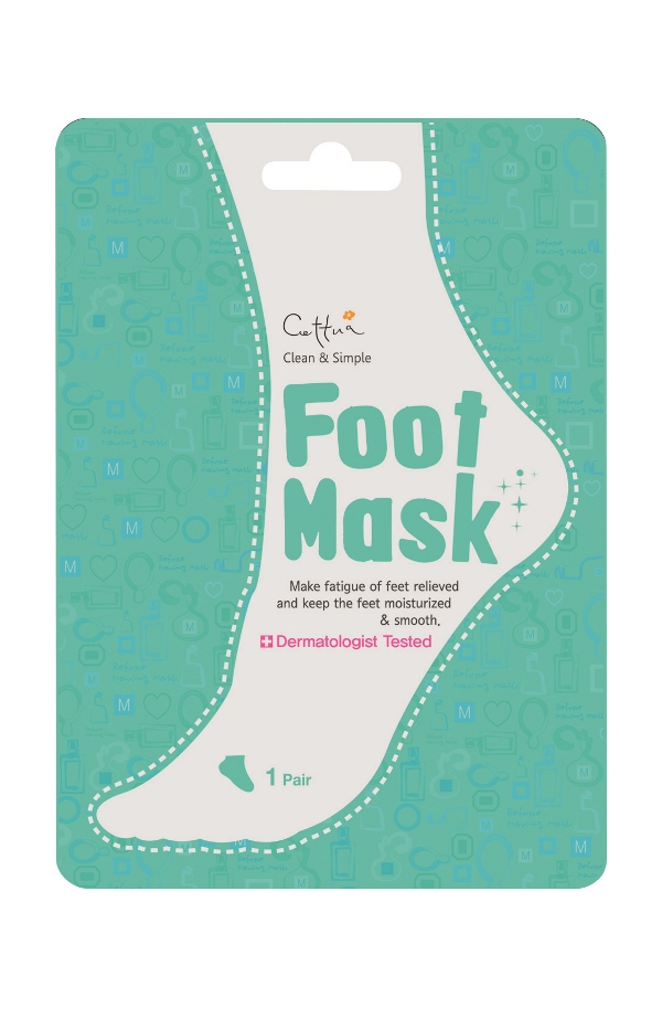 foot mask περιποίηση ποδιών