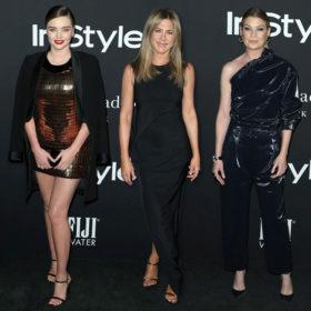 InStyle Awards: Οι μεγαλύτερες celebrities του κόσμου περπάτησαν στο red carpet του θεσμού