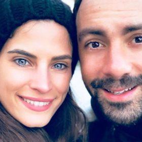 Χριστίνα Μπόμπα – Σάκης Τανιμανίδης: Το πρωινό του power couple!