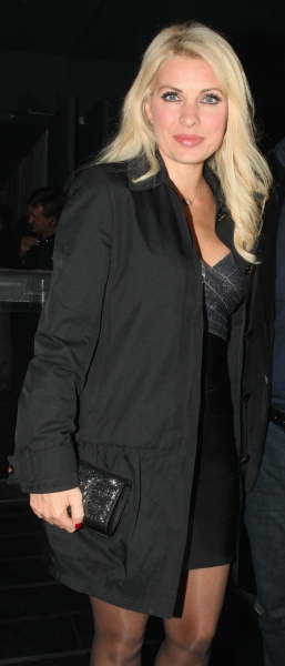 2010 Eleni Menegaki Ελένη Μενεγάκη ξανθά μαλλιά