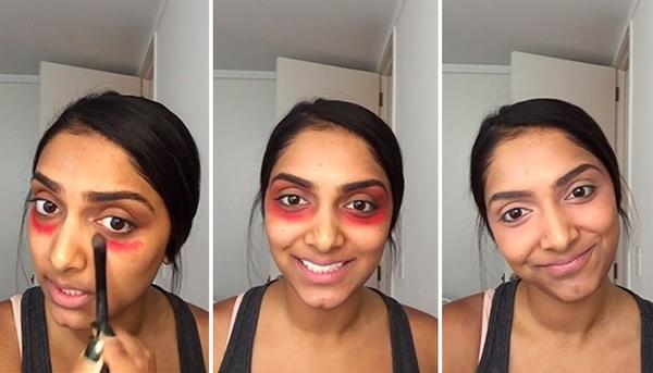 Photo: Youtube - Deepica Mutyala μαύροι κύκλοι