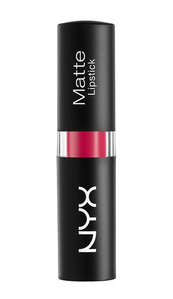 Nyx Matte Lipstick στην απόχρωση Bloody Mary