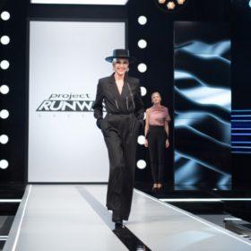 Project Runway: Τι επέλεξε να φορέσει η Τάμτα στο fashion show του Open