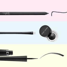 Eyeliner: Όλα όσα πρέπει να ξέρετε για να βρείτε την υφή που σας ταιριάζει