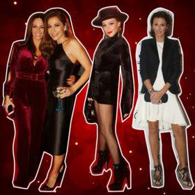 Να τι φόρεσαν όλες οι celebrities στο fashion show των Mi-Ro